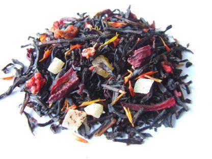 czarna herbat